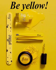 Be Yellow!