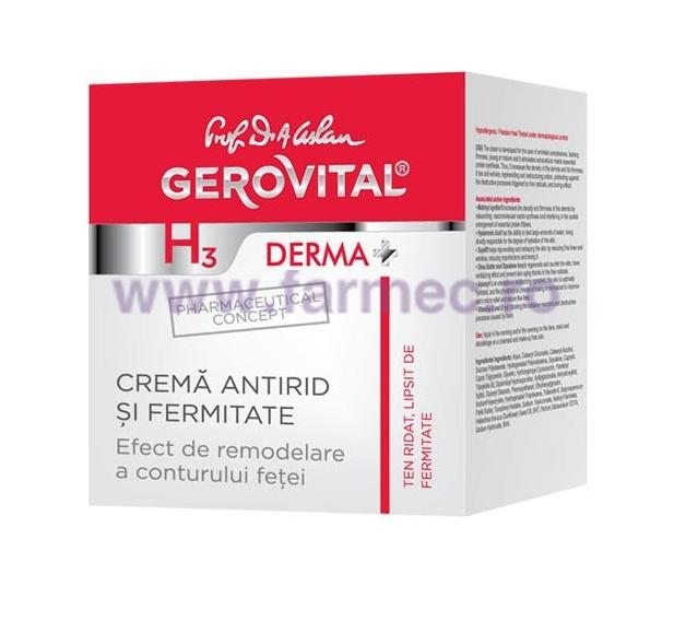 crema antiridi si fermitate