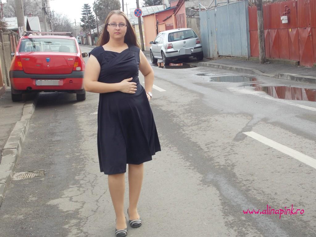 Rochie blue navy3