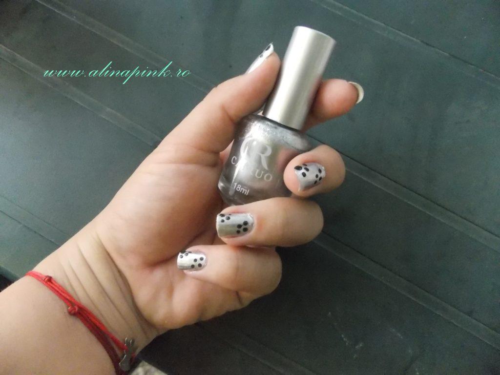 metalic nails 2